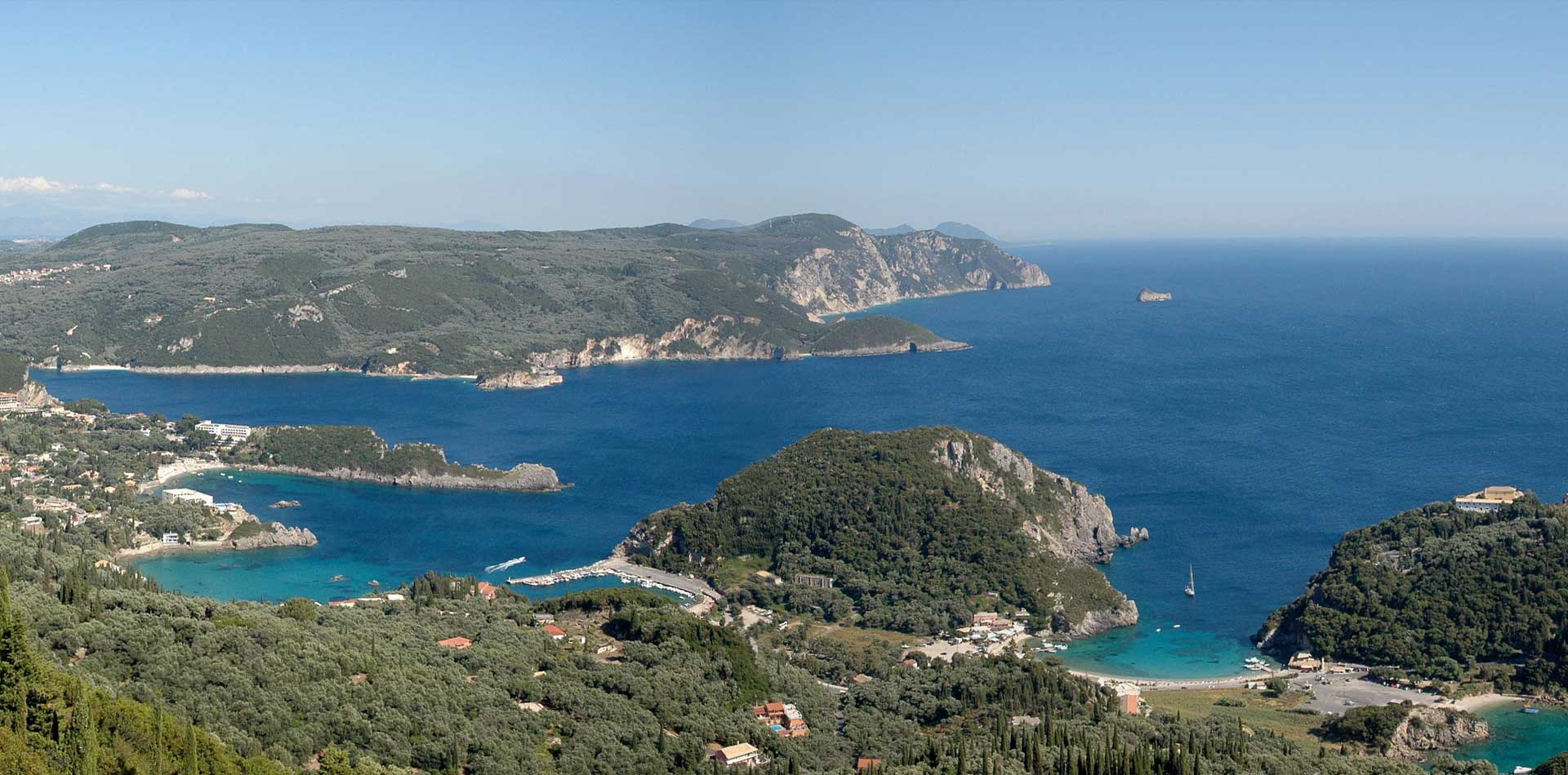 Paleokastritsa, the most photographed resort!